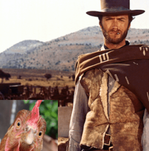 cowboy and chick